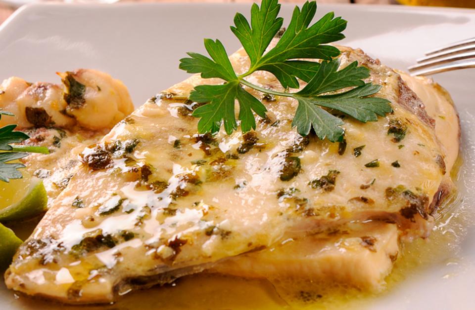 Ricetta Trancio di Pesce Spada al Limone