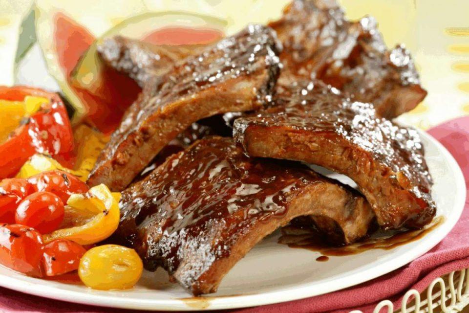 Ricetta Costine di maiale