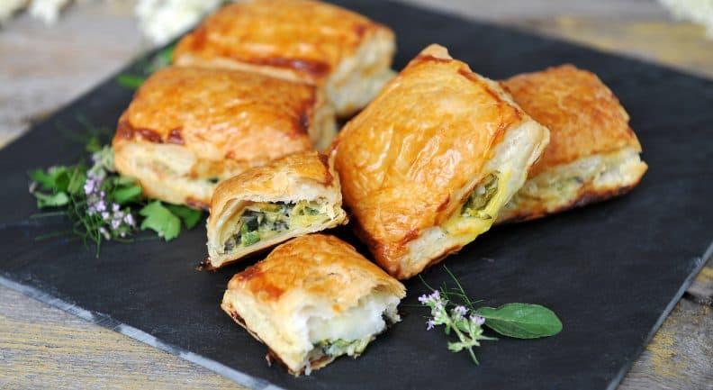 Ricetta Fagottini Broccoli e Ricotta